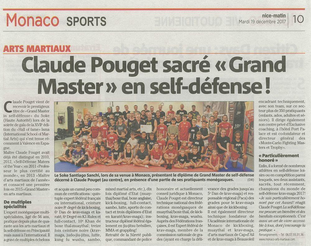 30 2017 12 19 Monaco Matin Grand Master