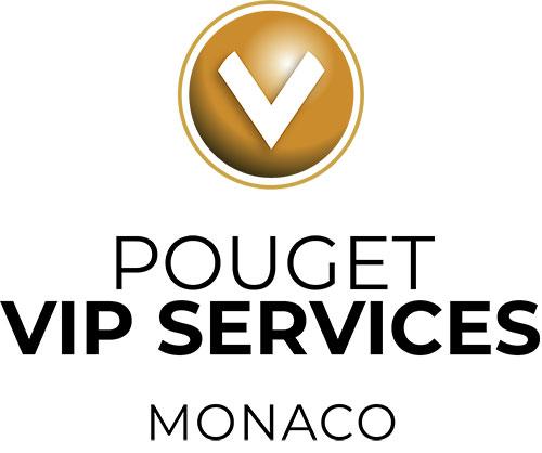 Logo Pouget VIP Services Monaco