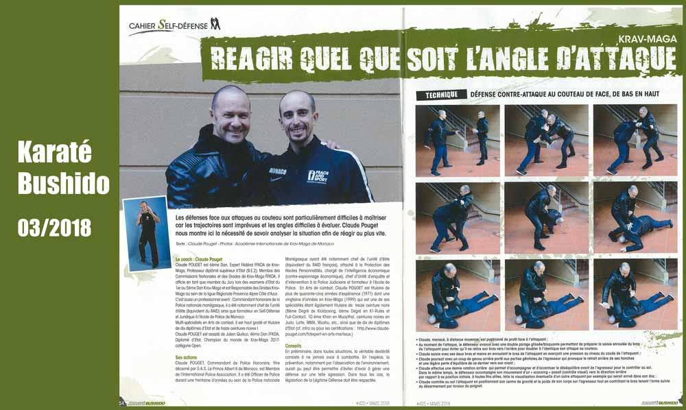 Claude Pouget Magazine 29 12 2017 SD 01 2018 HR 1