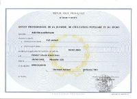 03 - FULL-CONTACT- Brevet d Etat d Educateur Sportif