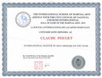 2012-Claude-POUGET--Matre-International-de-Self-Dfense-de-lanne