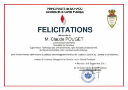 ATTESTATION-2011-FELICITATIONS-POLICE-MONACO