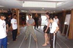 Claude-Pouget-training-a-Bangkok