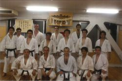 Claude-Pouget-training-a-Tokyo-et-Okinawa