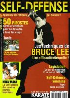 26 - self defense - octobre 2003 - couverture