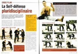 28 - self defense - octobre 2003 - article