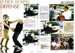 30 - self defense - octobre 2003 - article