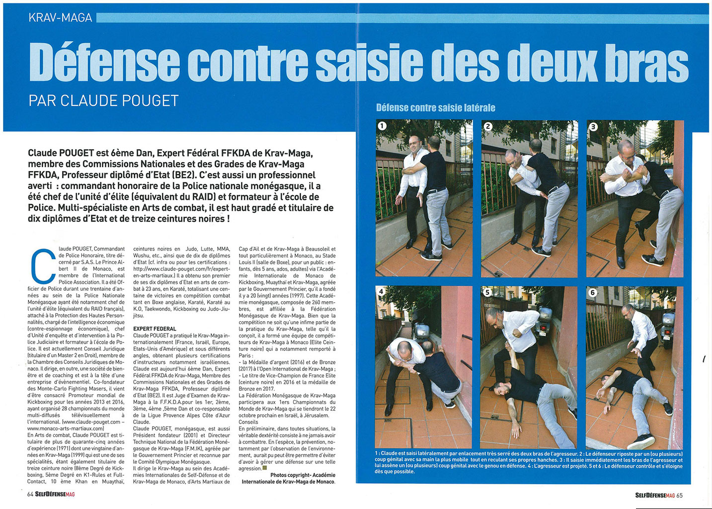 20 SELF DEFENSE MAG oct 2017